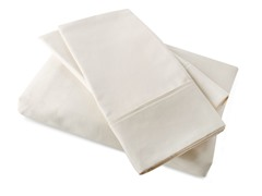 400TC 100% Cotton 4-Pc Set-Ivory-2 Sizes