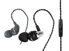 Armature In-Ear Headphone w/Mic & Remote