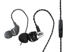 Armature In-Ear Headphone w/Mic & Remote