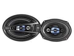 "Sony 6"" x 9"" 300W 4-Way Speakers (Pair)"