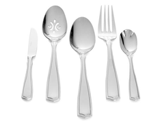 Oneida 65-Piece Flatware Set