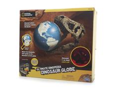 Dinopedia Dinosaur Globe