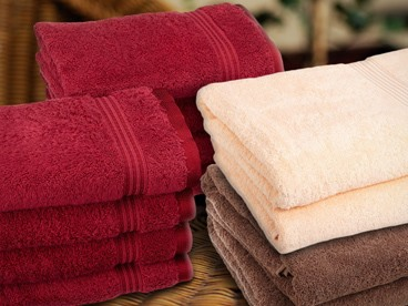 Superior 600GSM Cotton Towel Collection