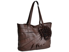 Parinda JANUARY Handbag, Brown