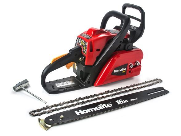 Homelite 42cc 16 Inch Gas Chain Saw