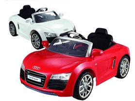 Best Ride On Cars 12V Audi R8 Red or White