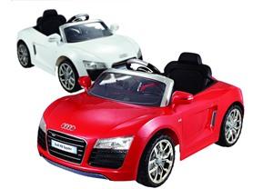 Best Ride On Cars 12V Audi R8 Red or White