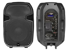 "Pyle 15"" 1400W Powered 2-Way Full Range PA Speaker"