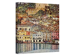 Malcesine on Lake Garda (3 Sizes)