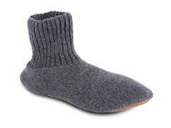 Morty Men's Ragg Wool Slipper Socks,Denm