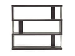 Barnes Three-Shelf Bookcase