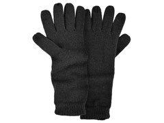 Black Texting Glove
