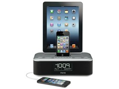 iHome Triple Charge Dual Alarm Clock for 30-pin Apple