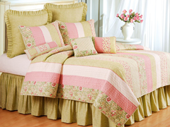 Amberly Full/Queen Quilt Set