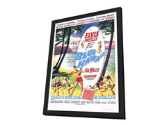 Blue Hawaii Framed Movie Poster