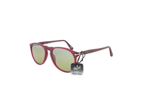 8e1e2638ee1 Persol PO9649S Polarized Sunglasses