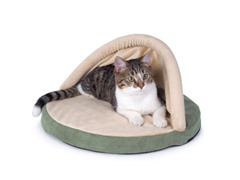 Thermo-Kitty Hut - Sage