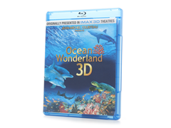 IMAX: Ocean Wonderland 3D Blu-ray Movie