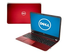 "Dell 17.3"" Intel i5 Dual-Core Laptop - Red"