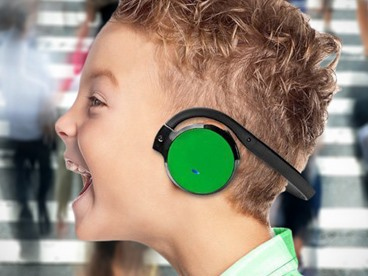 Kids' Bluetooth Headphones
