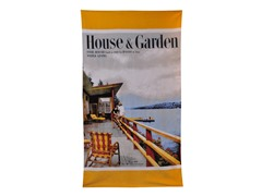 House & Garden-Lake House Beach Towel