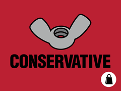 Wingnut Conservative Tote