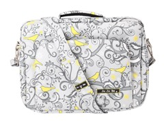 Pretty Tweet Giga Be Laptop Case