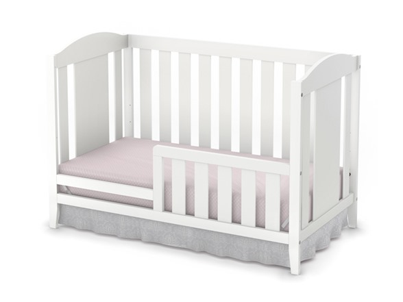 Crib And Toddler Bed