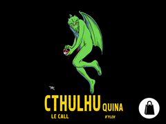 Cthulhu Quina Tote