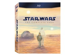 The Complete Saga (Ep I-VI) [Blu-ray]