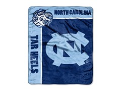 Northwest UNC Plush Throw