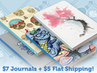 Buy a Bunch of Journal