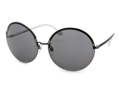 Women's Sunglasses, Gunmetal/Gray