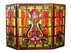 Victorian Fireplace Screen