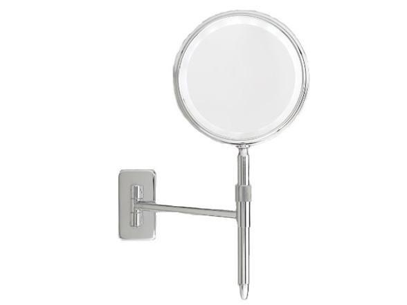 Danielle Wall Mount Hand Held Mirror