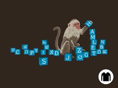 Monkey Play Long-Sleeve Tee