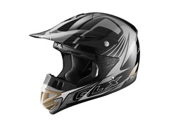 Adult Off-Road Helmet, Black