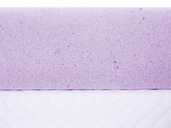 """Presidents Day Mattress Sales LUCID 3"""" Lavender Infused Memory Foam Topper"""