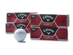 Callaway HEX Diablo Golf Ball 12-Pack