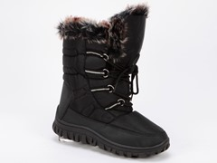 Rasolli Snow Boots Wind 1, Black