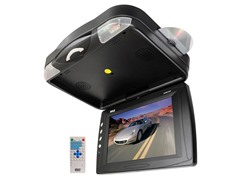 "12.1"" Roof Mount TFT LCD Monitor w/ DVD Player"