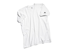 adidas Short Sleeve White T-Shirt