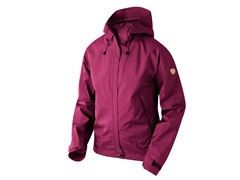 Fjall Raven Eco-Trail Womens Jacket-Pink
