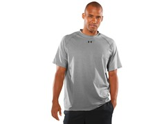 Team Tech Short Sleeve T-Shirt - Grey