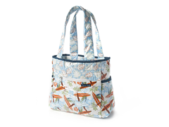 Surfs Up Tulip Tote Bag