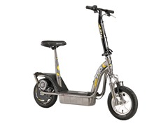 eZip E-750 Electric Scooter, Gray