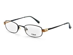 Chloe CL1187.C01.48-21 Optical Frames - Black