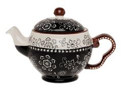 Napa Teapot - Black