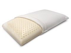 Luxury Latex Pillow - Queen - Soft
