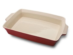 3-Quart Lasagna Pan - Red